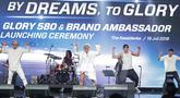 Agnez Mo Brand Ambassador DFSK Glory 580