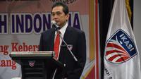 Agus Suparmanto kembali terpilih sebagai ketua umum Ikasi periode 2018-2022 (istimewa)