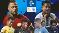 BRI Liga 1 - Duel Antarlini - Barito Putera Vs PSIS Semarang (Bola.com/Adreanus Titus)