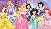 Disney Princess. Foto: via proprofs.com