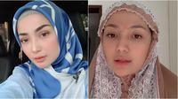 Imel Putri Cahyati tanpa makeup (Sumber: Instagram/imelpc)