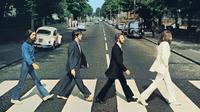 Cover album 'Abbey Road' milik The Beatles (Biography)