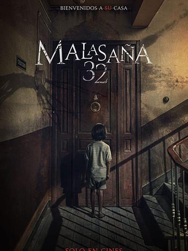 Poster 32 Malasana Street. (Foto: IMDb/ 4 Cats Pictures)