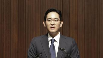 Pewaris Samsung Lee Jae-yong Didenda Rp 848 Juta Akibat Penyalahgunaan Obat