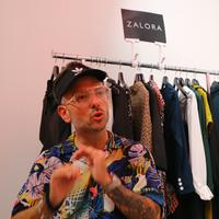 Styling Session with Marco Ferrari, Category Manager Private Label ZALORA, di ZALORA Fashion Festival 2019. (Foto: Fimela.com/Fitri Andiani)