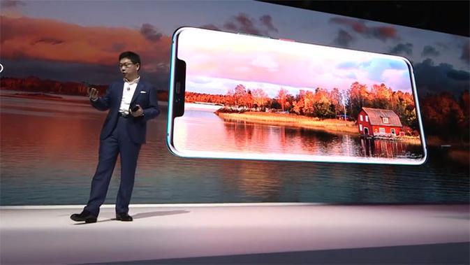 Peluncuran Huawei Mate 20 Pro. (Doc: Huawei)