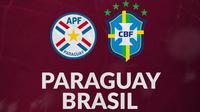 Kualifikasi Piala Dunia - Paraguay Vs Brasil (Bola.com/Adreanus Titus)