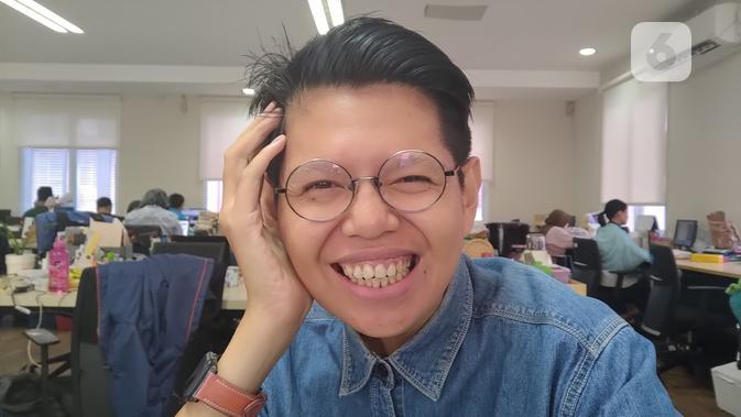 Hasil kamera selfie ROG Phone 2. (Liputan6.com/ Yuslianson)
