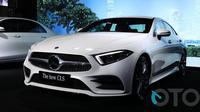 New Mercedes-Benz CLS. (Oto.com)