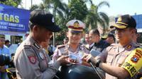 Program delivery smart SIM di Gresik, Jawa Timur. (Foto: Dok Istimewa)