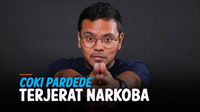 Komika Coki Pardede ditangkap polisi pada 1 September 2021 karena kepemilikan narkoba. Coki ditangkap dengan barang bukti sabu.