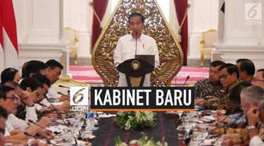 Presiden Joko Widodo (Jokowi) memastikan akan segera mengumumkan nama-nama menteri yang akan mengisi kabinet kerja jilid II.