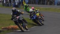 Yamaha Cup Race sukses melahirkan pembalap-pembalap berbakat seperti di YCR Boyolali (dok: Yamaha)