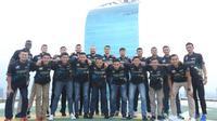 Tim putra BNI 46 menargetkan juara di kompetisi bola voli Proliga 2019. (foto: istimewa)