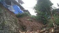 Tanah longsor di Kota Bogor tewaskan 4 orang, mereka 1 keluarga