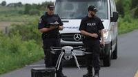 Drone Aaeryon Skyranger milik polisi London (Zing)
