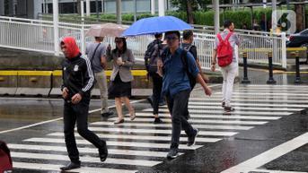Cuaca Besok Selasa 28 September 2021: Pagi Cerah Berawan, Siang Jabodetabek Hujan