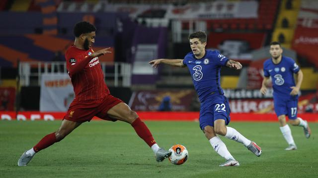Tampil Agresif, Liverpool Cetak 5 Gol ke Gawang Chelsea