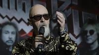 Preskon konser Judas Priest (Bambang E. Ros/Fimela.com)