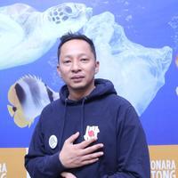 Ringgo Agus Rahman (Daniel Kampua/Fimela.com)