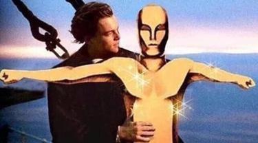 Oh Oscar, kau cantik sekali (Twitter/#Oscar)