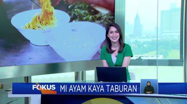 Fokus edisi (11/3) mengangkat beberapa tema berita sebagai berikut, Libur Isra Miraj, Langkanya Cabai Rawit, Panen Padi Berhadiah, Mi Ayam Kaya Toping.