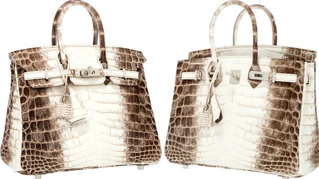 Tas Hermes dari Kulit Buaya Putih Laku Dilelang Rp 2 Miliar ... d9e83b10a0