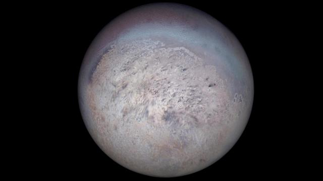 Triton, bulan Planet Neptunus