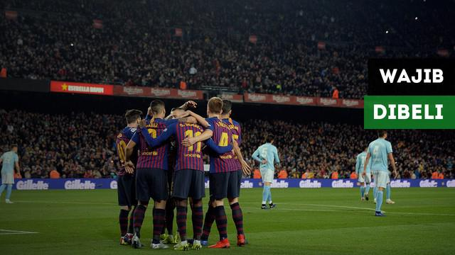 Siapa saja pemain-pemain yang mesti direkrut Barcelona?