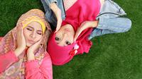 Ilustrasi Berhijab (iStockphoto)