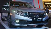 New Honda Civic Turbo 2019 (Ikbal/Otosia.com)
