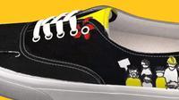 Desain sepatu Vans yang menuai kontroversi terkait demo Hong Kong. (Source: Vans)