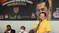 Di hadapan Komunitas Pedagang Bakso Nusantara, Bamsoet Ajak Bantu Sesama Anak Bangsa (Foto:MPR)