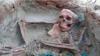 Peradaban kuno ditemukan di kedalaman perairan Siberia, kerajaan bawah laut Atlantis? (Russian Geographical Society)