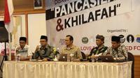 Diskusi Pancasila dan Khilafah (Istimewa).