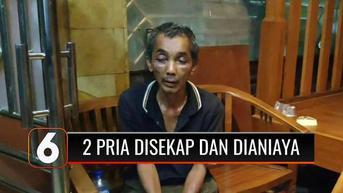 VIDEO: 2 Pria yang Diduga Pelaku Investasi Bodong Disekap Warga yang Mengaku Korbannya