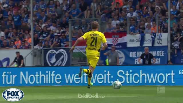 Hoffenheim mengamankan satu tempat di Liga Champions musim depan usai meraih kemenangan 3-1 atas Borussia Dortmund yang memastikan...