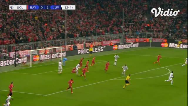 Berita Video flashback Liga Champions, comeback hebat Bayern Munchen singkirkan Juventus