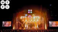 IM3 Ooredoo meramaikan acara musik tersebut dengan memberikan sentuhan berbeda untuk gelaran musik WTF.