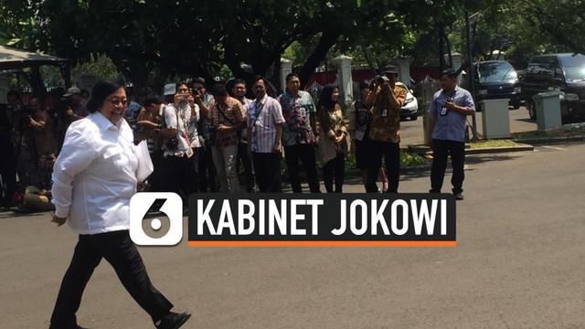 Politikus Partai Nasdem Siti Nurbaya dipanggil Presiden Jokowi ke istana. Siti menjabat Menteri Lingkungan Hidup dan Kehutanan di era Pemerintahan Jokowi-JK.