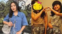 Potret lawas Prilly Latuconsina saat gabung di grup Duo Jelly. (Instagram/@prillylatuconsina96/Facebook/Jelly Girl Band Indonesia)