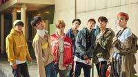 Lagu iKON yang berjudul Climax diciptakan berdasarkan pengalaman mereka saat menjalani masa training. Lagu ini sendiri diciptakan saat final acara Who is Next?. (Foto: soompi.com)