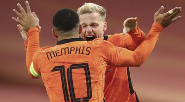 Belanda Vs Spanyol