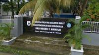 SMA Negeri 1 Mamuju (Foto: Liputan6.com/Abdul Rajab Umar)