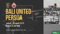Piala Indonesia - Bali United Vs Persija Jakarta (Bola.com/Adreanus Titus)