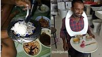 6 Tempat untuk Makanan Ini Tidak Biasa, Nyeleneh Banget (sumber: Instagram.com/sukijan.id)
