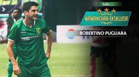 Wawancara Eksklusif Robertino Pugliara (Bola.com/Adreanus Titus)
