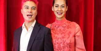 Baim Wong dan Paula Verhoeven