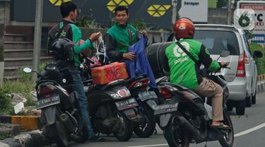 Ojol Dilarang Angkut Penumpang Selama PSBB di Jakarta