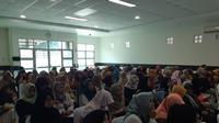 Seminar bidan di Siloam Purwakarta